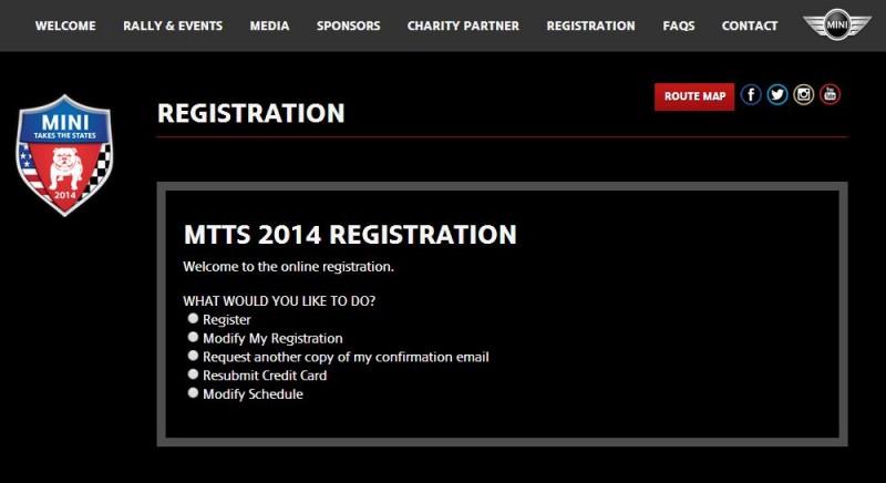 MTTS 2014 Registration