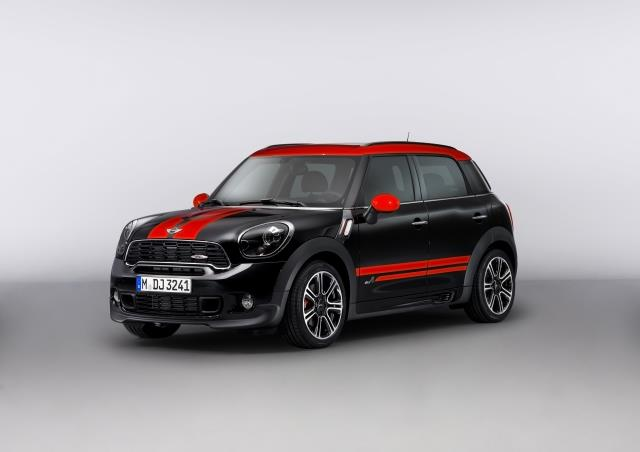 2012 MINI John Cooper Works Countryman