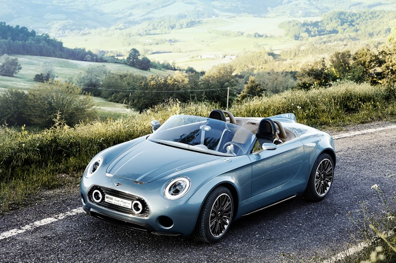 MINI Superleggera™ Vision