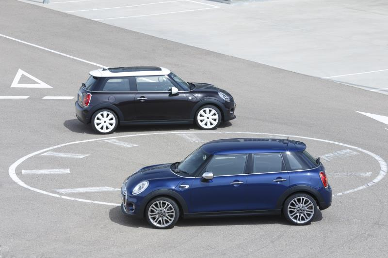 2015 MINI Hardtop and MINI 4 Door