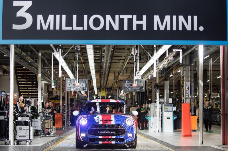 3 Millionth MINI (line)