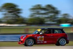LAP Motorsports MINI at Sebring