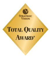 Strategic Vision Total Quality Award