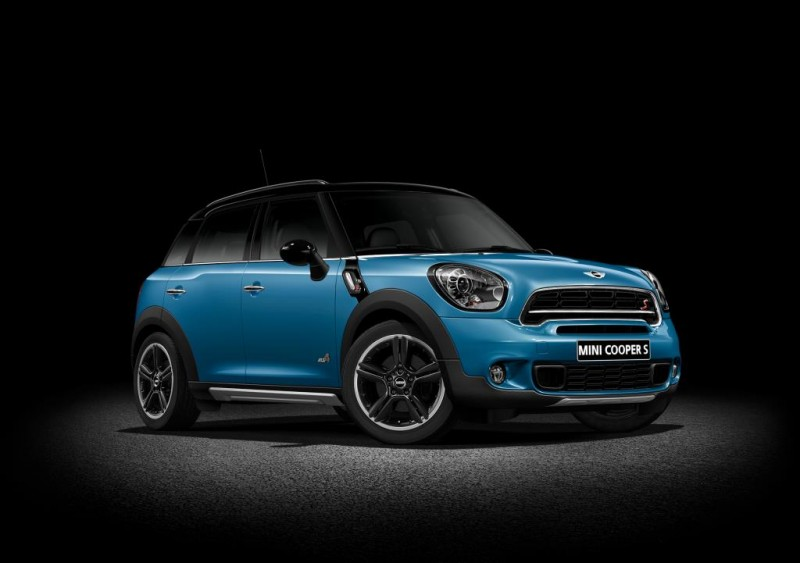 500,000th MINI Countryman