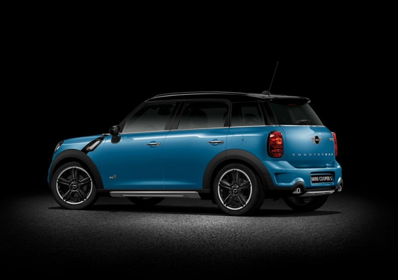 The 500,000th MINI Countryman