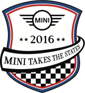 MINI TAKES THE STATES 2016 logo