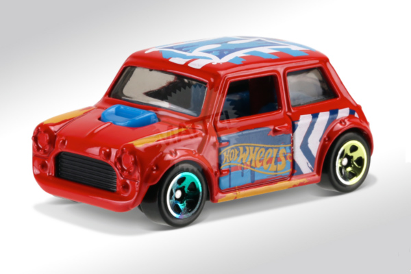 2016 Hot Wheels Morris Mini