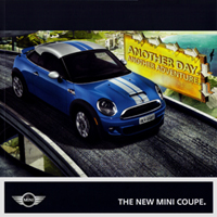 THE NEW MINI COUPE.