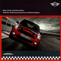 MINI JOHN COOPER WORKS brochure