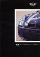 MINI MOTORING ACCESSORIES 2002