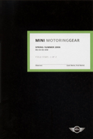 MINI MotoringGear Spring/Summer 2006 catalog