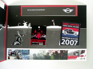 MINI United 2007 Starter Kit (inside right)