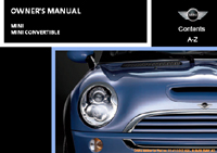 Owner's Manual (2007 Convertible)