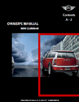 Owner's Manual (2010 Clubman)