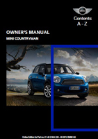 Owner's Manual (2012 Countryman)