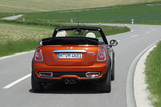 MINI Cooper SD Convertible