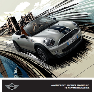 MINI Roadster brochure (UK)