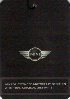 Extended Motorer Protection air freshener