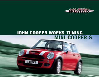 John Cooper Works Tuning MINI Cooper S brochure