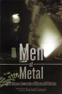 Men of Metal ad