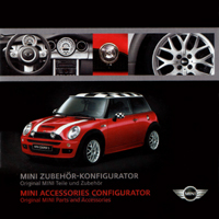 MINI Accessories Configurator Version 2.0 CD