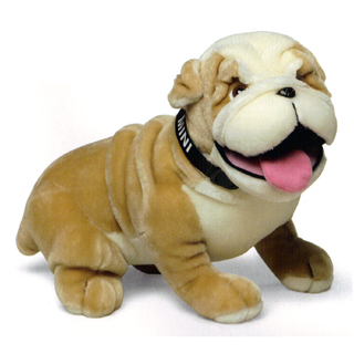 MINI Plush Bulldog
