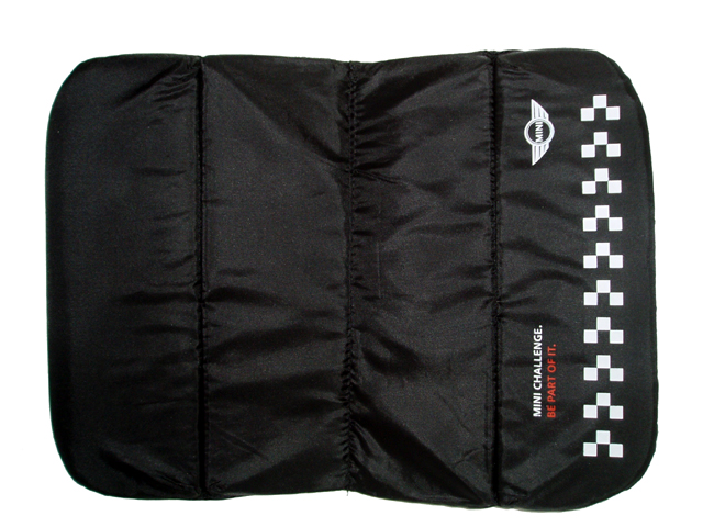 MINI CHALLENGE seat cushion (opened)