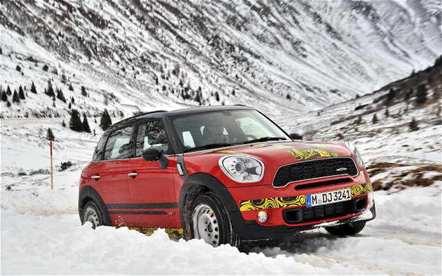 MINI JCW Countryman preview