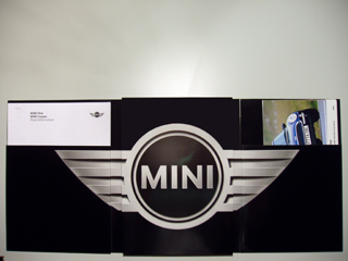 MINI One MINI Cooper Press Information (2001) (open 1)