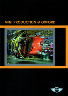 MINI PRODUCTION @ OXFORD brochure