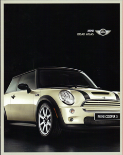 MINI ROAD ATLAS (2005)