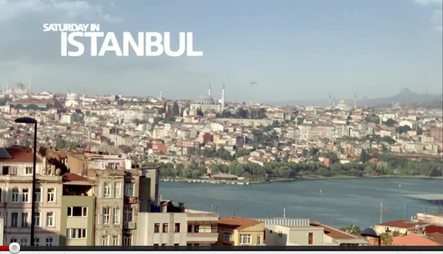 MINI Roadster video: Saturday in Istanbul