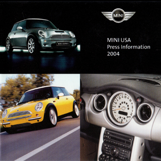 MINI USA Press Information 2004