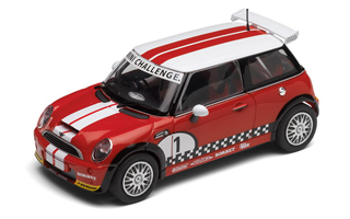 Scalextric MINI Challenge slot car