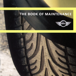 THE BOOK OF MAINTENANCE