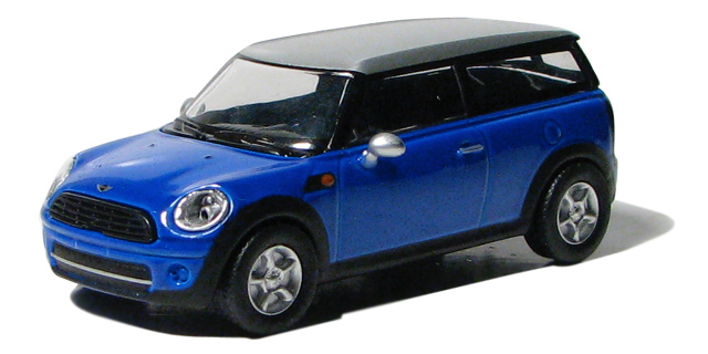 GreenLight Motor World MINI Cooper Clubman