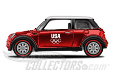 Hot Wheels Team USA MINI