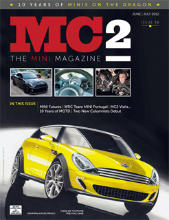 MC2 June/July 2012 cover