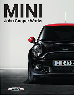 MINI John Cooper Works press book