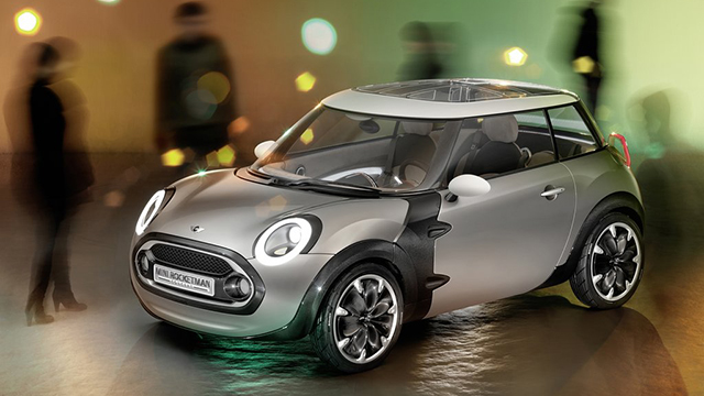 MINI Rocketman Concept (2011)