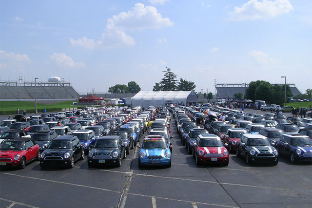 MINI Takes the States 2010 (Indianapolis)