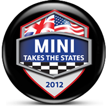 MINI Takes the States 2012 ATTENDEE virtual badge