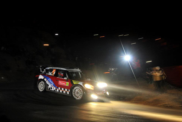 Rally Monte-Carlo MINI No. 37 Day 5
