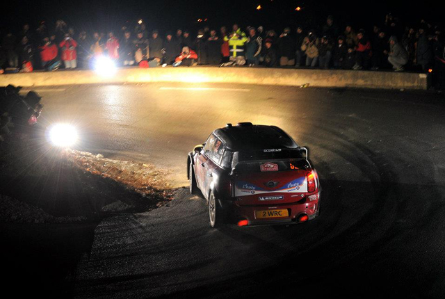 Rally Monte-Carlo MINI No. 52 Day 5
