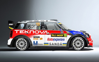 Team Richard Göransson No. 19