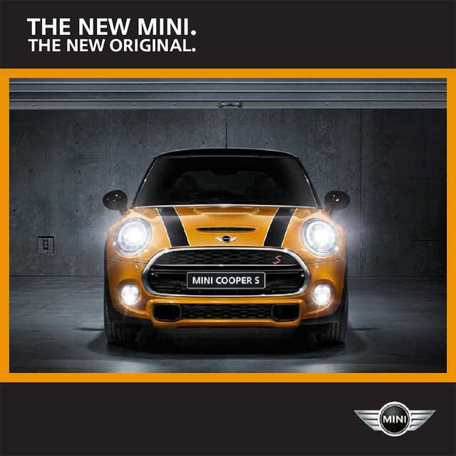 2014 MINI Hardtop brochure (UK)