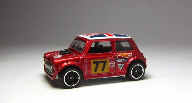 2014 Hot Wheels Morris Mini