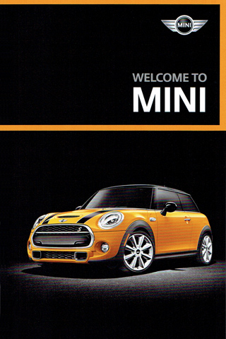MINI 2014 pocket brochure