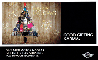 MINI MotoringGear Holiday 2014 (folded)