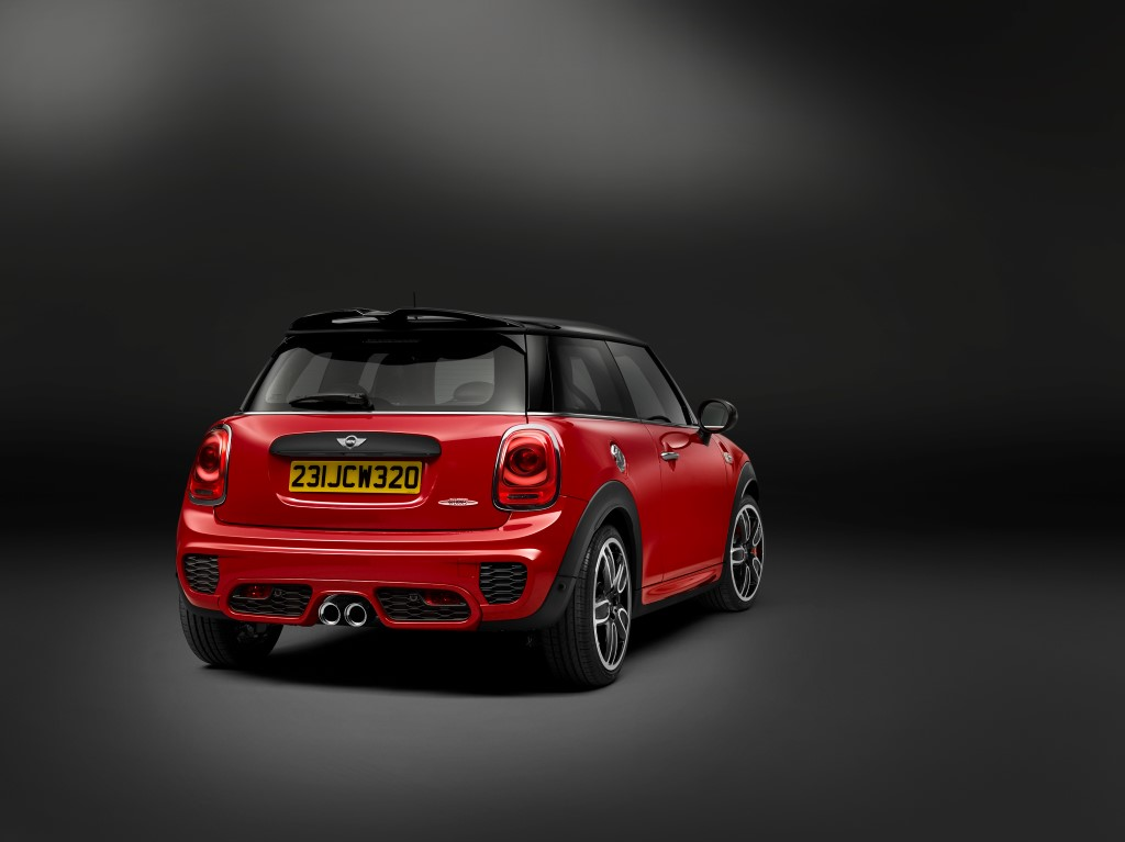 MINI at IAA Frankfurt 2015